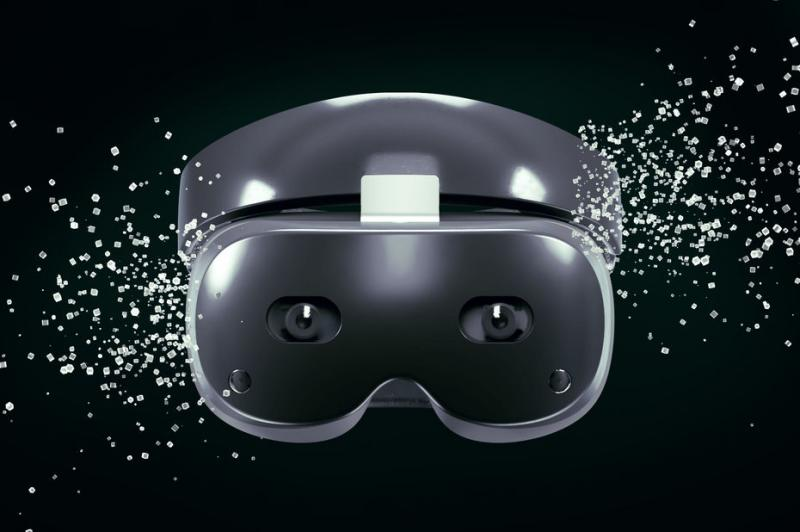 LYNX dévoile son nouveau casque VR / AR autonome destiné aux professionnels  - 6