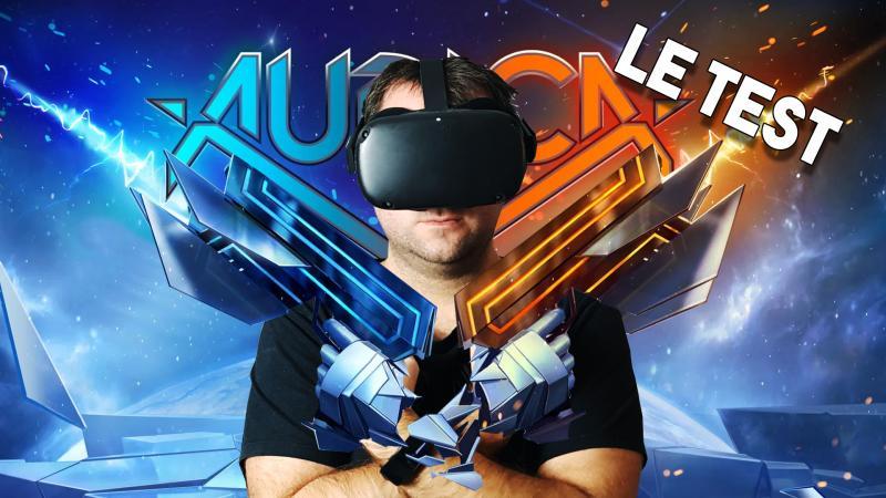Vidéo-test AUDICA : un jeu de rythme incontournable en test sur Oculus Quest ? (#LetsQuest 023) - 2