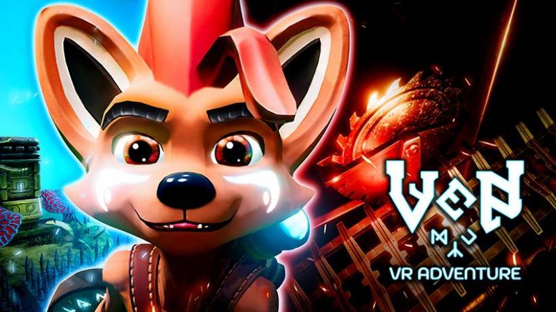 Ven VR Adventure : un nouveau jeu de plateforme - 2