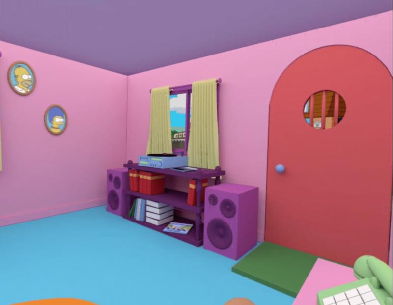 Des environnements personnalisés sur Oculus Home  - 2