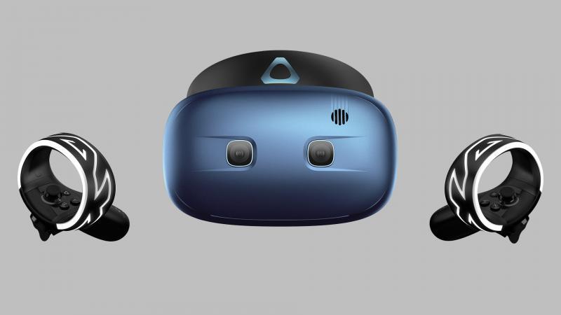 HTC dévoile 3 nouveaux casques VR Vive Cosmos et 2 prototypes Proton façon lunettes VR ! - 5