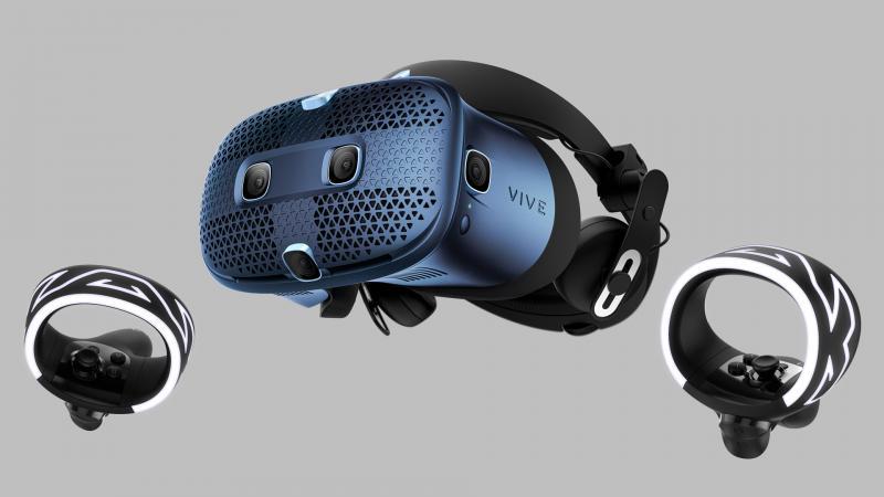 HTC dévoile 3 nouveaux casques VR Vive Cosmos et 2 prototypes Proton façon lunettes VR ! - 8