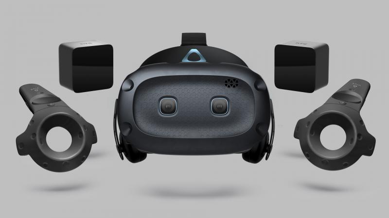 HTC dévoile 3 nouveaux casques VR Vive Cosmos et 2 prototypes Proton façon lunettes VR ! - 11