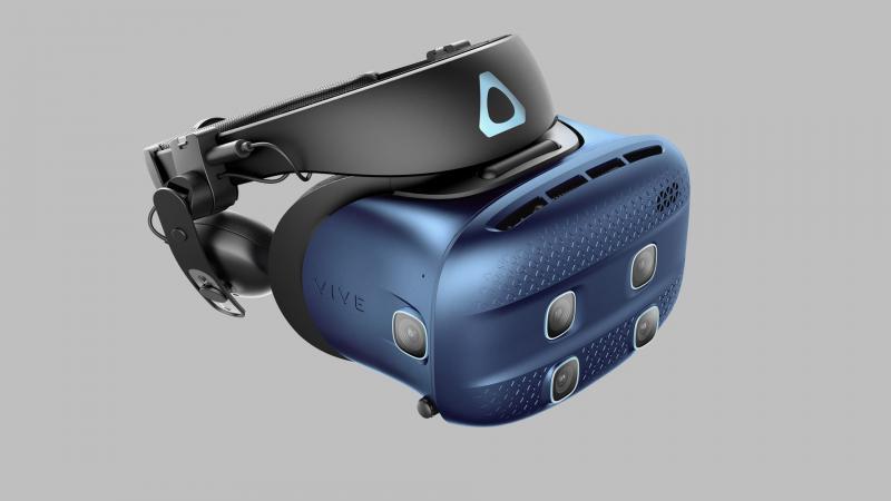 HTC dévoile 3 nouveaux casques VR Vive Cosmos et 2 prototypes Proton façon lunettes VR ! - 14