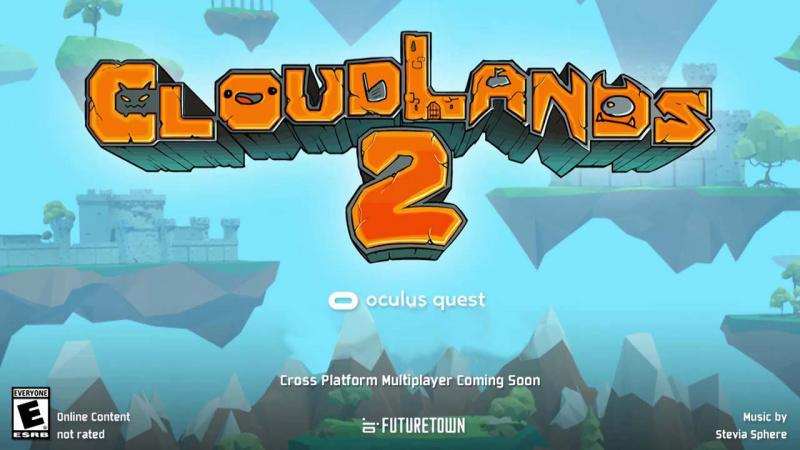 Test - Cloudlands 2 : ça va swinguer sur Oculus Quest et PC - 2