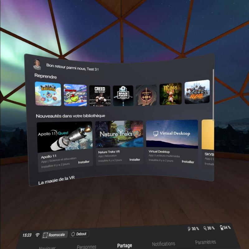 Facebook suggère que les développeurs de Quest refusés sur l'Oculus Store devraient rejoindre Oculus Start  - 2