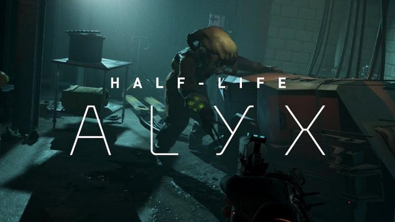 Half-Life Alyx : le téléchargement disponible en avance  - 2