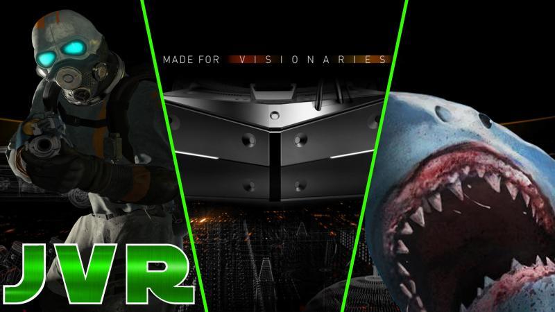 Mode Horde pour Half-Life Alyx, StarVR One, Sharknado, Boneworks, Agent of Chernobyl (#JVR 014) - 2