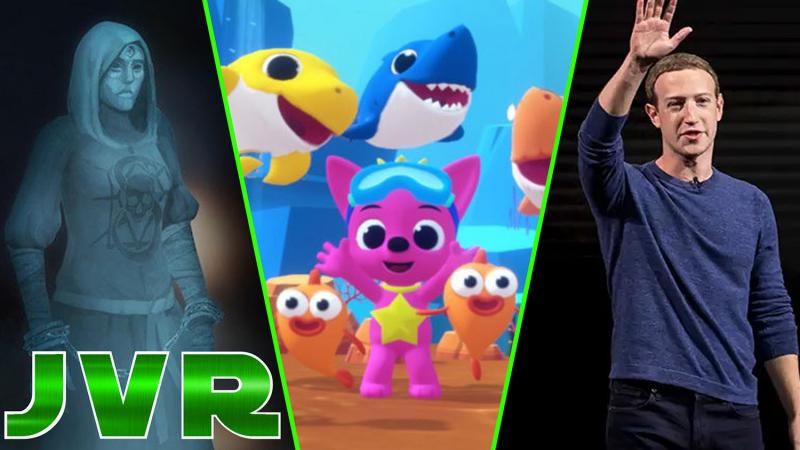 Le tube de l'été 2020, VR EARS, OC7, Pistol Whip, Witching Tower : Heroes (#JVR 015) - 2