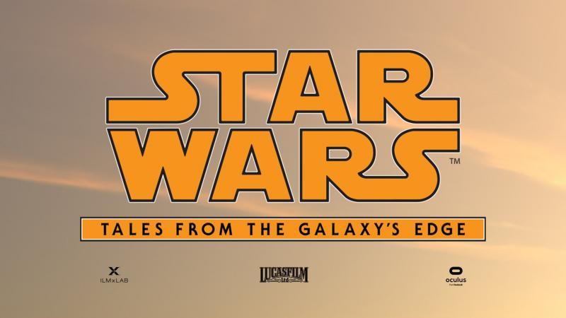 Star Wars: Tales From The Galaxy's Edge sera le prochain jeu en VR d'ILMxLAB (Vader Immortal) - 2