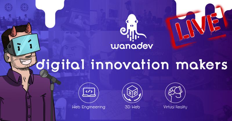 Le stream du mardi : Wanadev, les salles d'arcade VR et leurs actus ! - 2