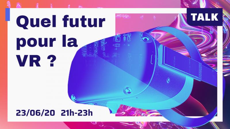 [En Live] [Débat] le futur de la VR : des invités de marque, giveaway et du fun ! - 2