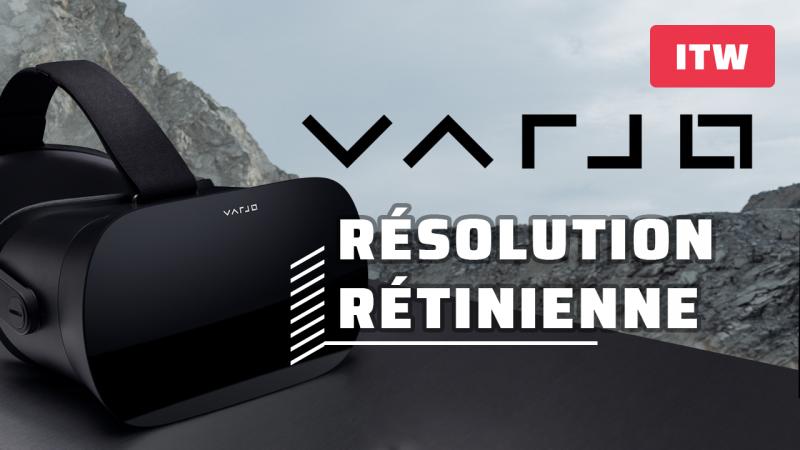 [En Live] [Interview] Varjo, le luxe de la VR se dévoile !  - 2