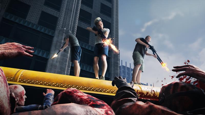 Propagation Top Squad : sortie dans les salles d'arcade VR ! - 2