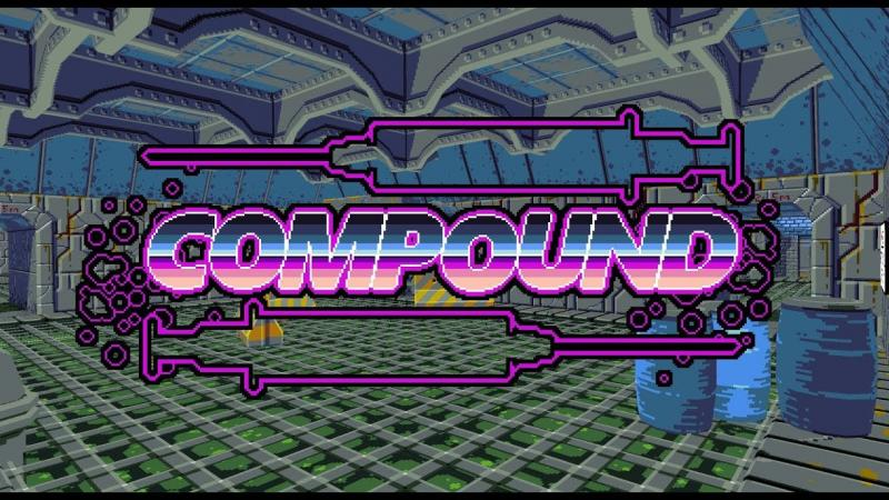 Test - COMPOUND quand Hotline Miami rencontre DOOM ! - 15
