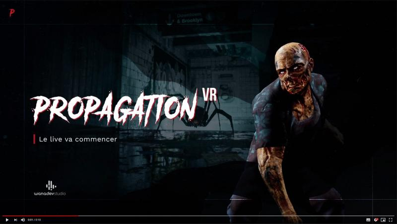 Live horrifique ce soir avec Wanadev Studio et Propagation VR - 2