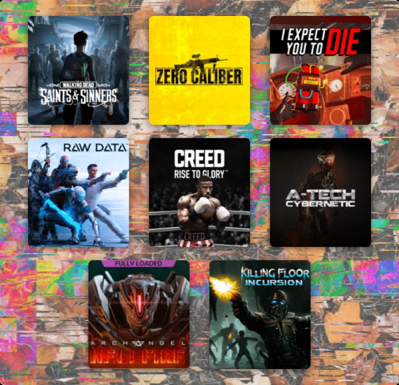 Bon plan : un pack Humble Bundle Fall VR avec Creed et Walking Dead: Saints & Sinners. 190€ de jeux pour moins de 15€ ! - 4