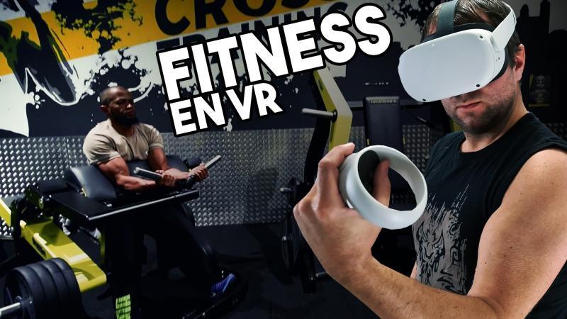 Vidéo-Test OCULUS MOVE sur Oculus Quest : Sport et Fitness en VR ! Je mesure mes calories dépensées - 2