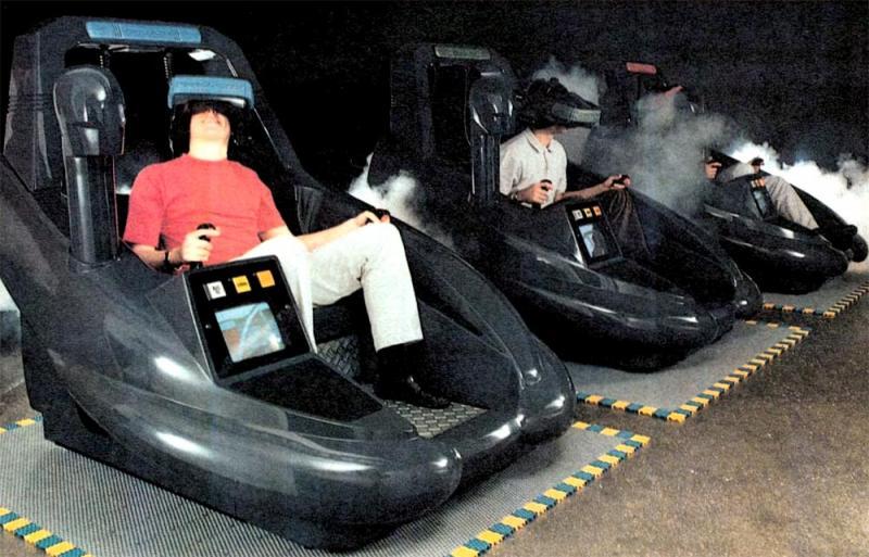 Dossier : SEGA VR : l'histoire passionnante du casque de réalité virtuelle révolutionnaire qui n'a jamais vu le jour - 6