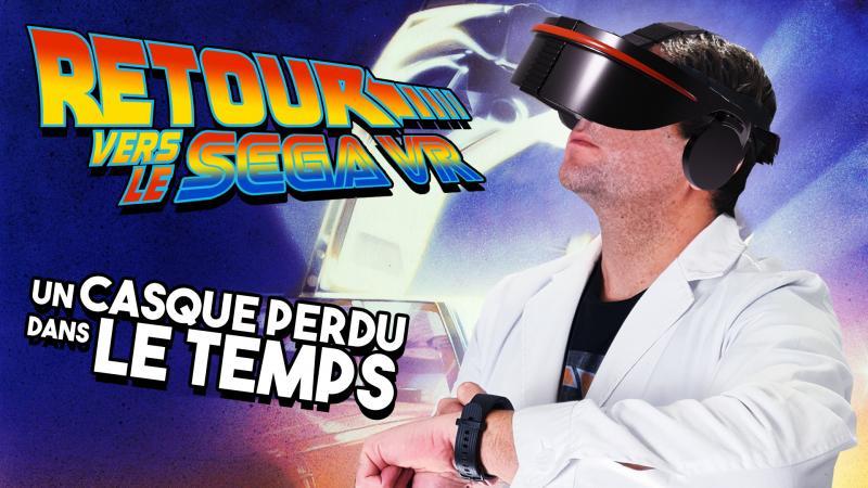 Dossier : SEGA VR : l'histoire passionnante du casque de réalité virtuelle révolutionnaire qui n'a jamais vu le jour - 2