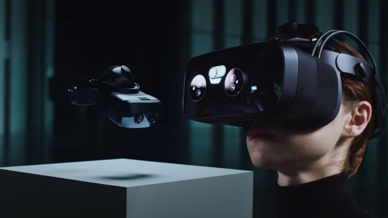 Et si la Réalité Virtuelle NEXT-GEN, c'était ça ? (Varjo XR-3 et VR-3) - 2