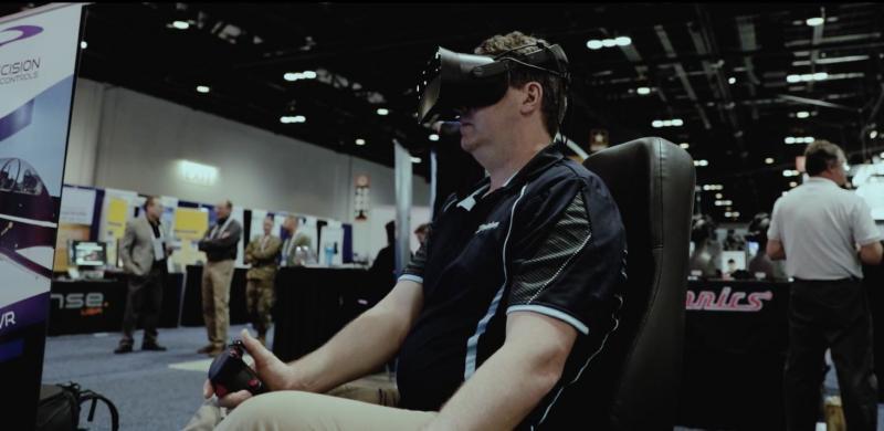 Et si la Réalité Virtuelle NEXT-GEN, c'était ça ? (Varjo XR-3 et VR-3) - 20