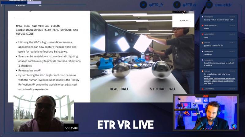 Et si la Réalité Virtuelle NEXT-GEN, c'était ça ? (Varjo XR-3 et VR-3) - 28