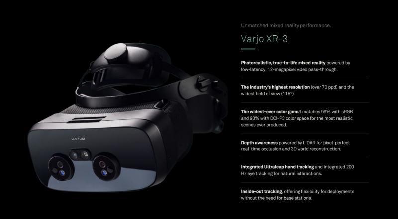 Et si la Réalité Virtuelle NEXT-GEN, c'était ça ? (Varjo XR-3 et VR-3) - 30