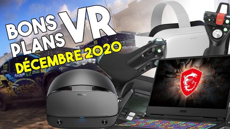 BONS PLANS VR : les meilleures offres réalité virtuelle du mois (Décembre 2020) - 2