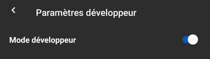 Tutorial : Mode Développeur (avec & sans Facebook) et SideQuest (version 2021 OCULUS QUEST 1 & 2) - 20