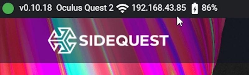 Tutorial : Mode Développeur (avec & sans Facebook) et SideQuest (version 2021 OCULUS QUEST 1 & 2) - 34