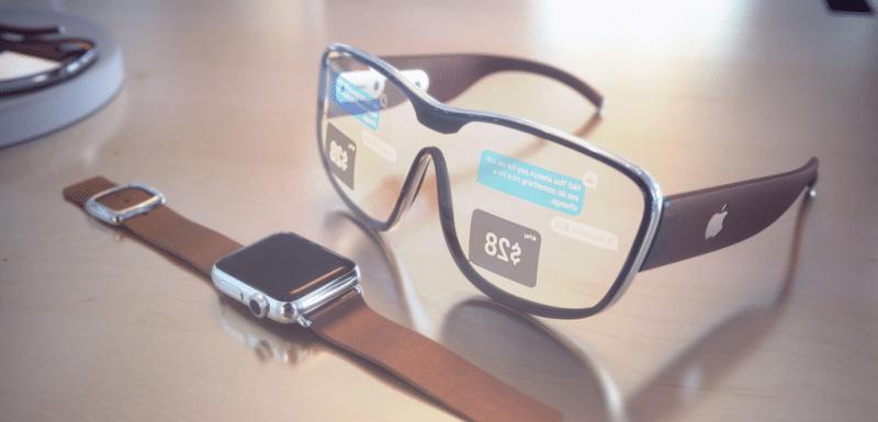 Apple : des lunettes plus tôt que prévu ?  - 2