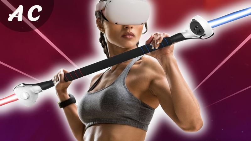 BEAT SABER a-t-il sauvé la VR d'un NAUFRAGE ? -&- Nouveau jeu de Fitness - 2