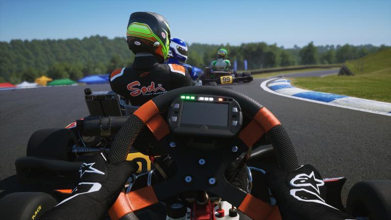 Du Karting VR, GRIP: Combat Racing, Assetto et ses DLC et Dirt 2.0... tout ça pour 10€ ! - 2