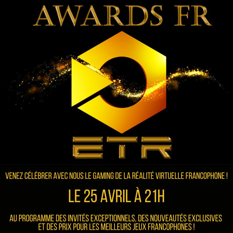 ETR Awards : second tour ! Rendez vous Dimanche 21h ! - 2