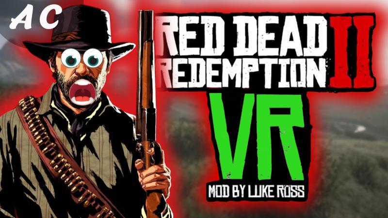 RED DEAD REDEMPTION 2 VR !!! - 2