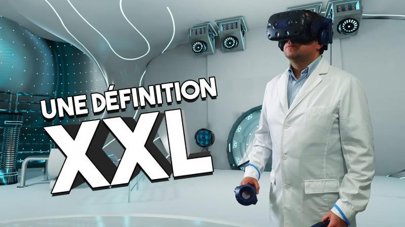 Test du HTC Vive Pro 2 : le casque VR avec une définition XXL passe au Lab' ! - 2