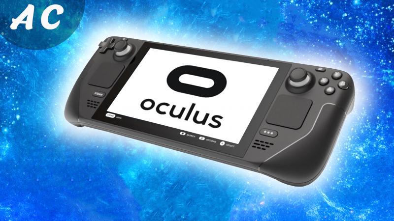 Le Steam Deck est compatible avec l'Oculus Quest 2 ! - 2