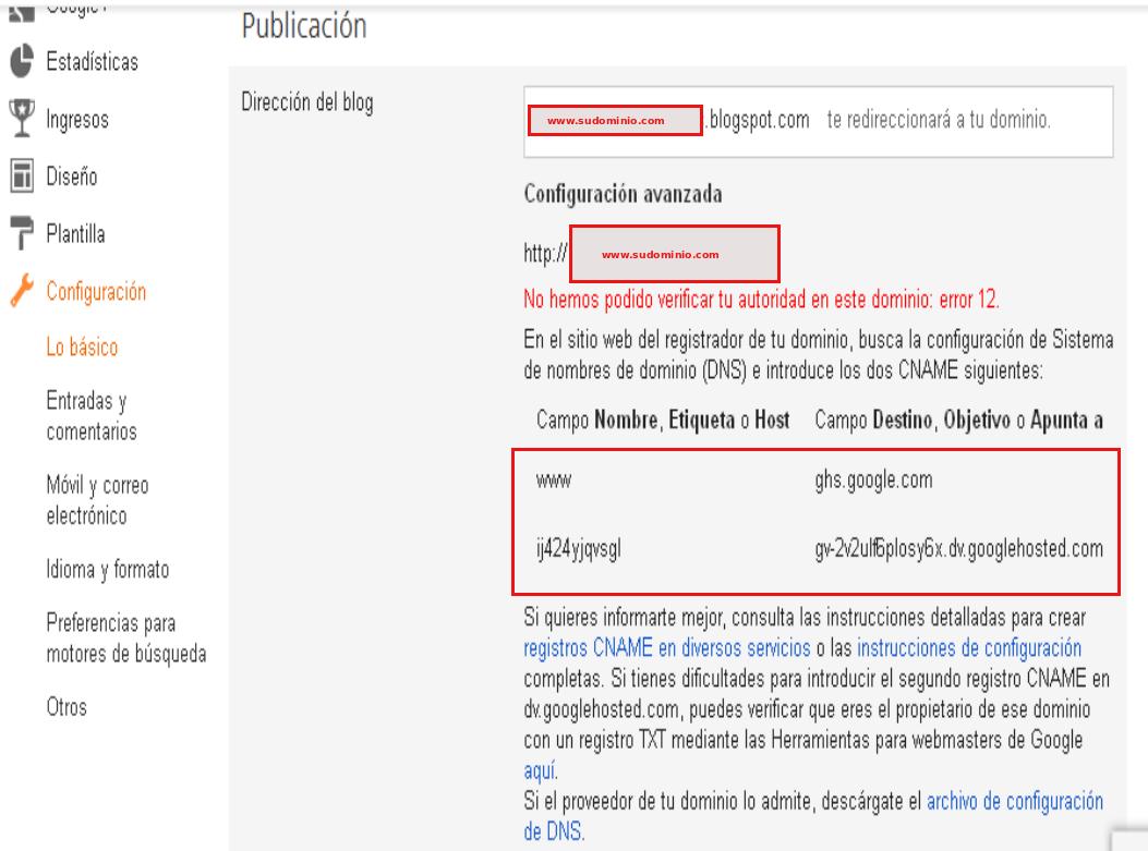 Blogguer_verificar_dominio_CName.png
