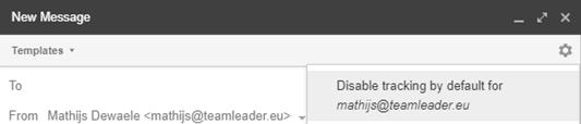 Suivre les emails dans gmail avec le plugin Teamleader