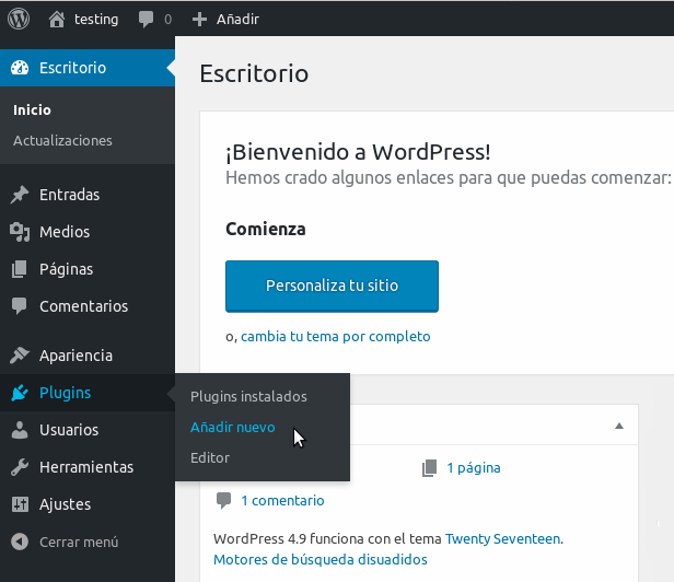 Cómo usar Duplicator de WordPress : CDmon