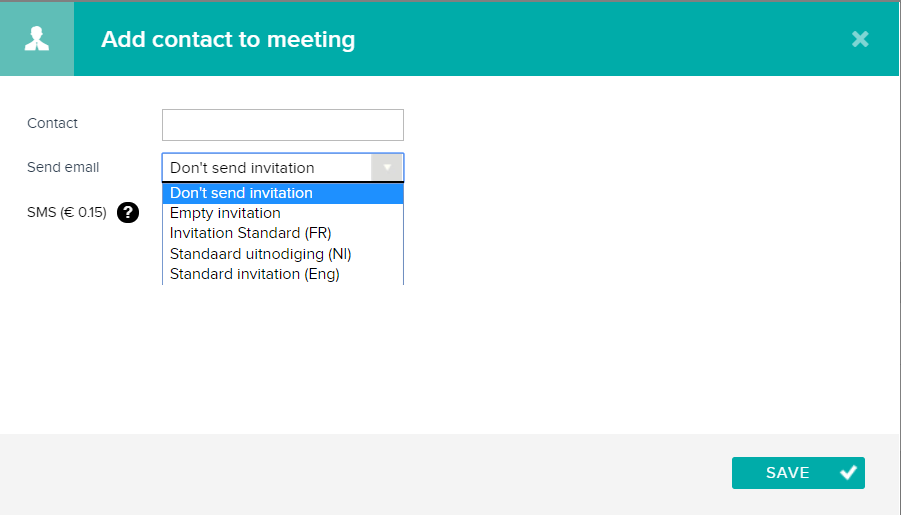 How to email templates for meetings quotations and invoices now you are given the option of sending the email there you can select which default message you want to use altavistaventures Images