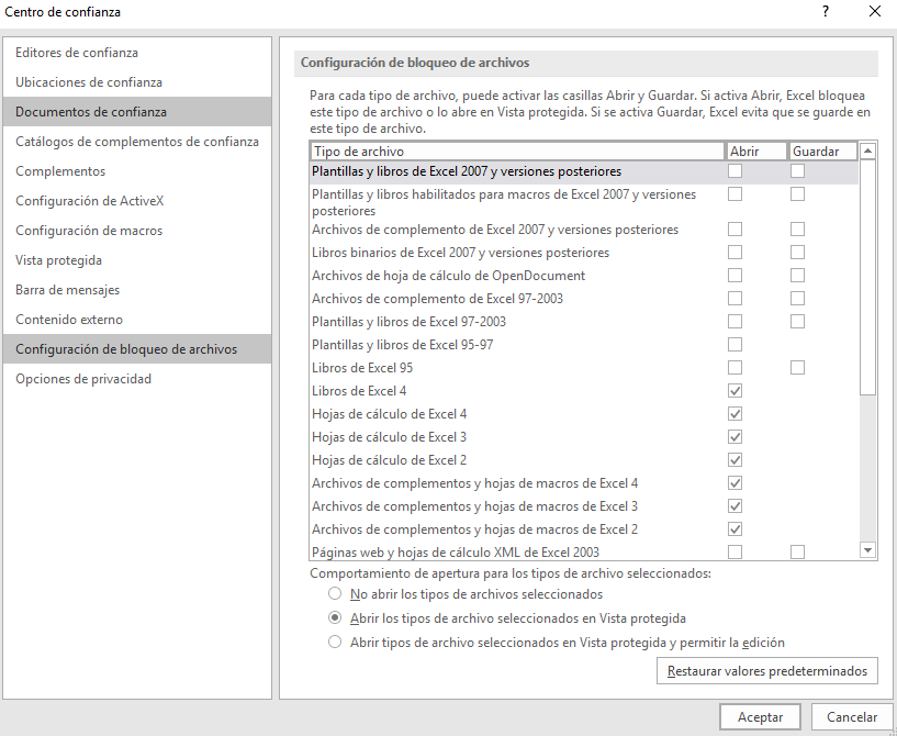 Cómo puedo abrir y guardar fácilmente un archivo XLS? : Teamleader