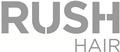rush hair logo