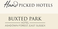 Buxted Park Hotel delegate day rate packages