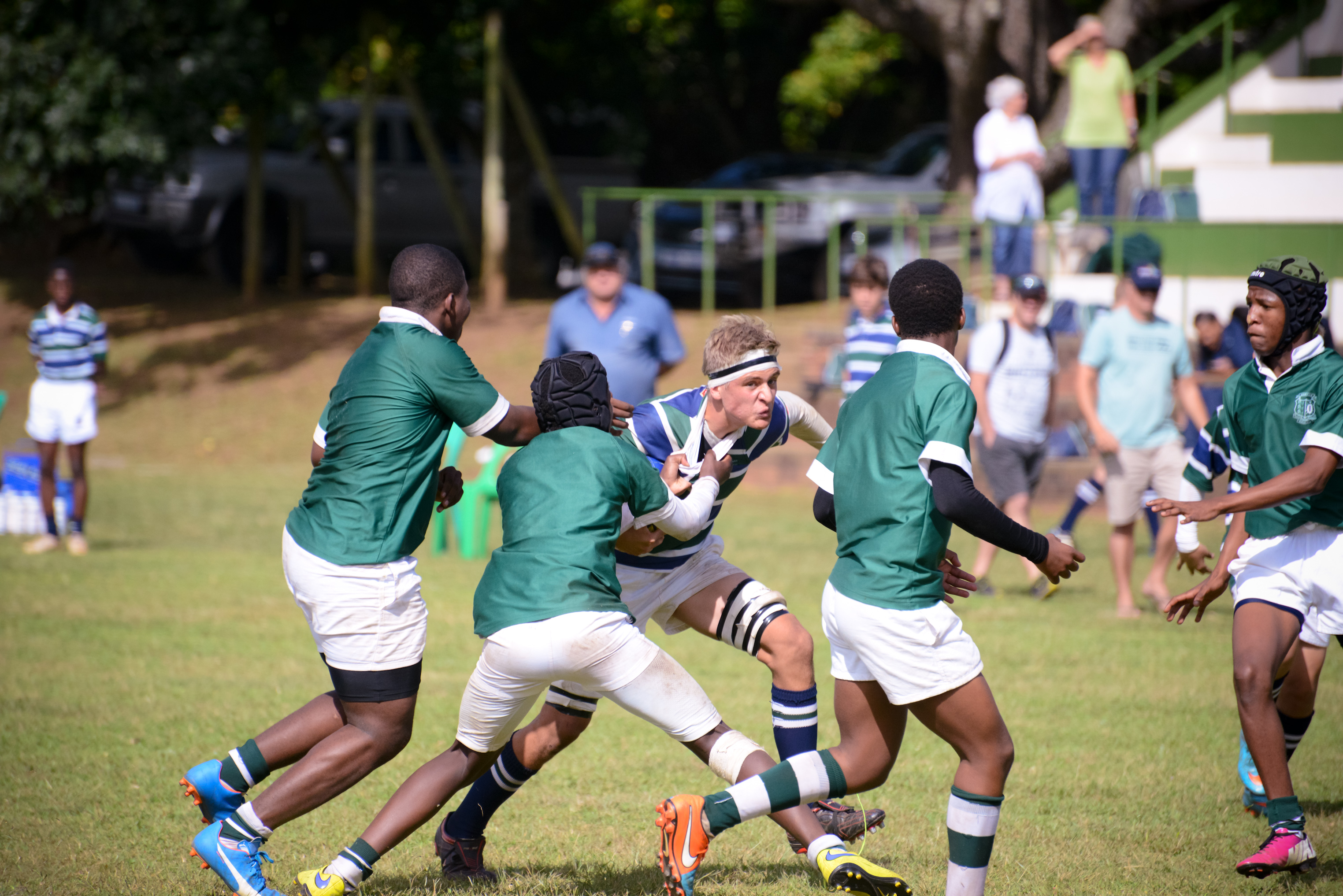 Grantleigh vs Eshowe Winter Sports Day