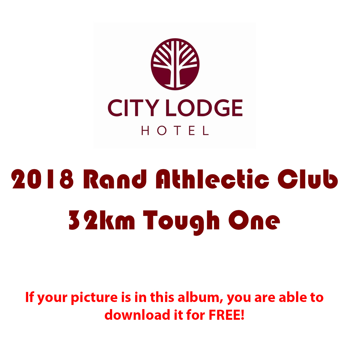 City Lodge 32km Tough One Free Social Media Pics