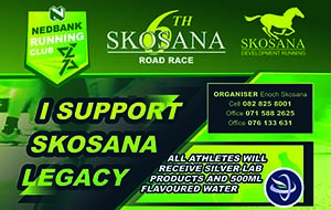 6th Skosana Road Race