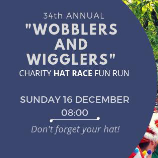 Wobblers and Wigglers Hat Race (FREE PICS) - 2018