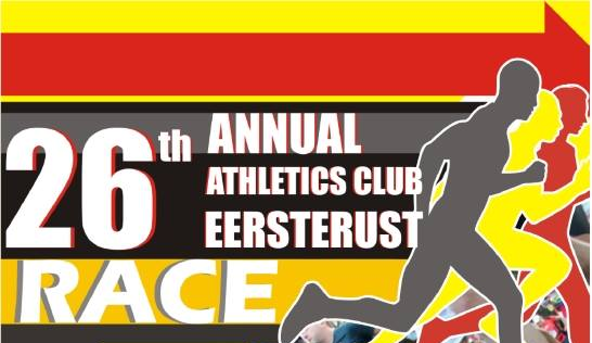 Athletics Club Eersterust Race - 2019